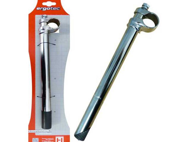 Humpert ohjainkannatin ohjainkannatin Ø25,4 L=400mm , hopea